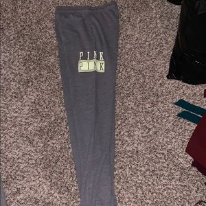 PINK Pants - Sweatpants